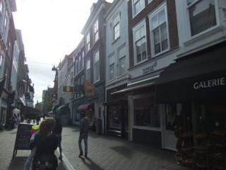 オランダ 商店